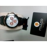 Reloj Mulco Ronda Original Comprado En Eeuu Como Nuevo