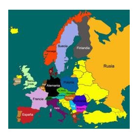 Nuevo! Mapa Gps. Europa 2017 Comple España Italia Francia Er