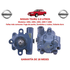 Bomba Licuadora Direccion Hidraulica Nissan Tsuru 92-96