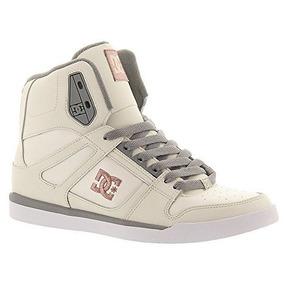 Bota Tenis Calzado Mujer Dc Shoes 100% Original Envío Gratis