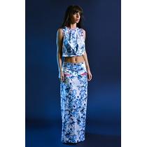 Traje Vestido Pollera Nuevos Verano 2017 Stock Diseño Envios