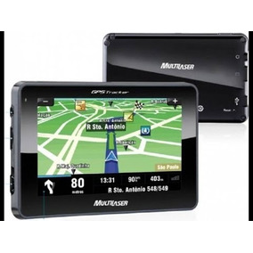 Gps Automotivo Multilaser Tracker Tela 4,3