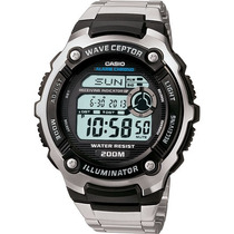 Casio Wv200da Wr200 Horario Atomico World Time,luz,crono