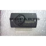 Stk433-070 Stk433070 Ic Amp 2ch 60w + 60w Original Sanyo