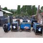 Alquiler De Motosoldadoras Miller Con Generador De 11kw