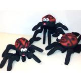 Titeres De Guante: Araña/ Spider Lo Nuevo En Titeres