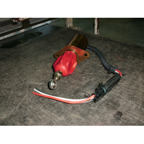 Solenoide Pare Motor Cummins Ford Cargo Y Vw Camion