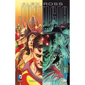 Justicia Completo Dc Comics Ecc Envio Gratis