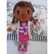 Boneca Pelúcia Dra.brinquedos Original Disney - Long Jump