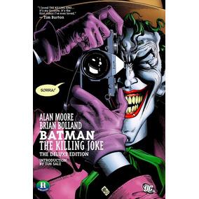 Hq Batman A Piada Mortal / Dc - Alan Moore - Lacrada!!!