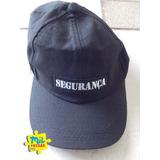 Boné Funcional Segurança / Vigilante / Agente Segurança