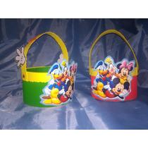 Centros De Mesas De Minnie Y Mickey Mouse