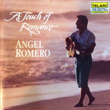 Cd Angelo Romero - A Touch Of Romance
