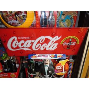 Cartel Coca & Cola Acrilico Miralo!!!!!