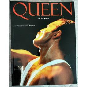 Livro Revista Queen The Full Picture