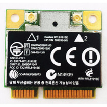 Placa Pci Wireless Wi Fi Rtl8191se Hp G42 Cq42 Wn6605lh-h1