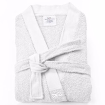 Bata De Baño Kimono Mix Talla Xl