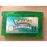 Pokemon Esmeralda (emerald) Español Original