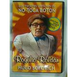 Dvd No Toca Boton Rogelio Roldan Alberto Olmedo En La Plata