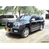 Toyota Lc200 Land Cruiser At 4500 Carro Blindado