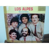 Disco Vinilo Los Alpes Recuerdos Lp Impecable