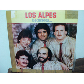 Disco Vinilo Los Alpes Recuerdos Lp Impecable