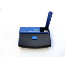 Adaptador Usb Wifi Placa Red Cisco Linksys 2.4g Wpa2 En Caja