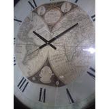 Relojes Gigantes,muy Grandes,90 Cms.tipo Estación Antiguo
