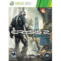 Crysis 2 Xbox 360 Midia Física