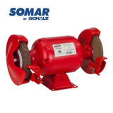 Moto Esmeril Industrial Profissional 1/2 Cv 220 Somar Schulz