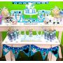 Candy Bar Minnie Mickey Golosinas Armado Ambientación X 30