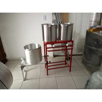 Equipo/fabrica Alambique Cerveza Artesanal 50lts Brewmaster