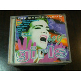 Cd Compilado The Dance Album Hey Girls 1994 Usado La Plata