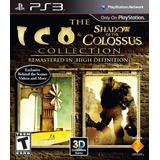 Ico And Shadow Of The Colossus - Ps3