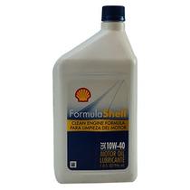 Aceite Motor Gasolina Shell 10w40 1lto.