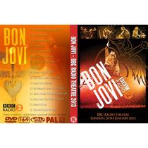 Bon Jovi - In Concert Bbc Radio 2 - 2013 (dvd)
