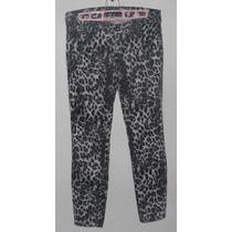 Calça Jeans Feminina Estampada / Biotipo 42