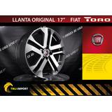 Fiat Toro Llantas 17 Oferta Del Mes!