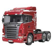 Tamiya 1/14 Scania R620 6x4 Highline Tractor Truck