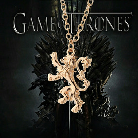 Collar Game Of Thrones Coleccionables