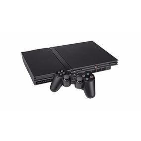Playstation 2 Slim Para Refacciones O Piezas Carcaza Partes