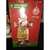 Santa Claus Navidad Decoración Noche Buena Árbol Adornos