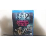 Blu Ray Matadores De Vampiras Lésbicas - Original