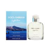 Perfume D&g Light Blue Stromboli/vulcano 125ml