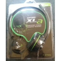 Turtle Beach Para Xbox 360 Ear Force Lxa Gaming Headset