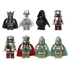 Set Lor El Señor De Los Anillos Orcos Compatible Con Lego