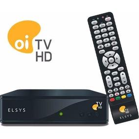 Receptor Elsys Oi Tv Livre Hd Usado Usado