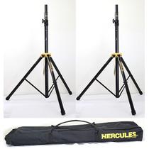 Soporte Caja Acustica Set Hercules Ss200 2pcs Fund