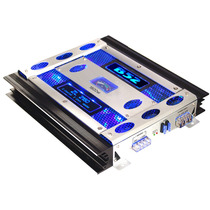 Potencia 1600 Watts 12 Volts B52 Con Cross Over Puenteable