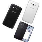 Carcaça Aro Tampa Samsung Galaxy Grand 2 Duos Tv Sm-g7102t